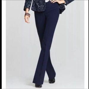 Cabi Curvy Trouser Midnight in Paris Size 8